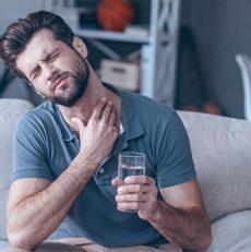 Você sabia que uma infecção de garganta mal curada pode afetar o coração?